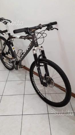 Bici MTB in alluminio
