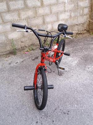 Bici bmx come nuova