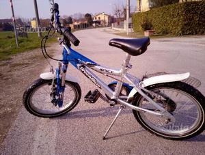 Bici cross bimbo 4/6 anni