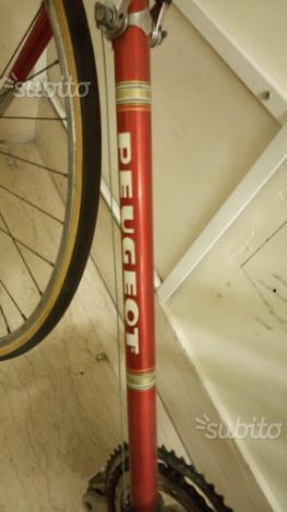 Bici da anni 70.Peugeot tg 58