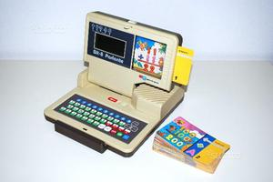 Bit-8 parlante - computer anni 80