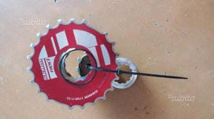 Cassetta pignoni bici da corsa Sram Red 10v