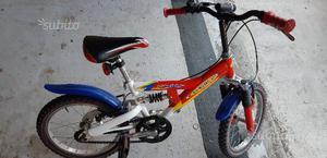 Mountain bike da bimbo 16 pollici