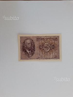 Coppia di Banconote - Collezione privata