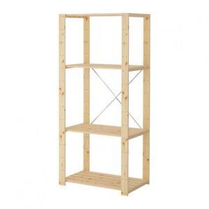Scaffale HEJNE Ikea in legno di pino, in perfetto stato