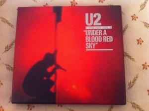 U2 UNDER A BLOOD RED SKY EDIZIONE DELUXE