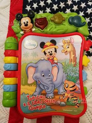 Disney - Il Libro Della Giungla Mickey Mouse