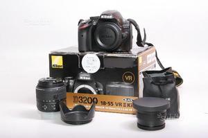 Fotocamera digitale reflex nikon d vr