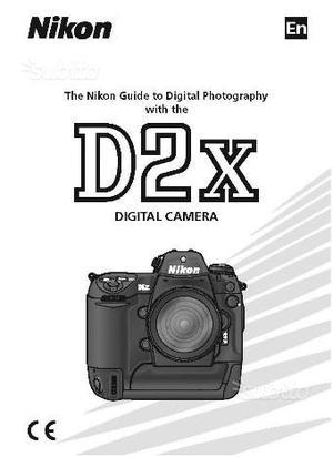 Manuale Nikon D2X En