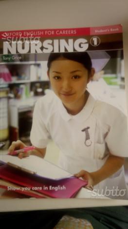 Nursing 1 libro di inglese per infermieri