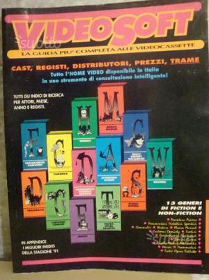 VideoSoft - Guida Completa alle Videocassette