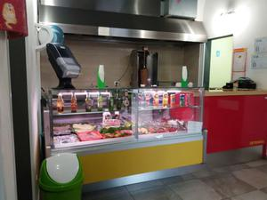 Attrezzature per paninoteca è kebab