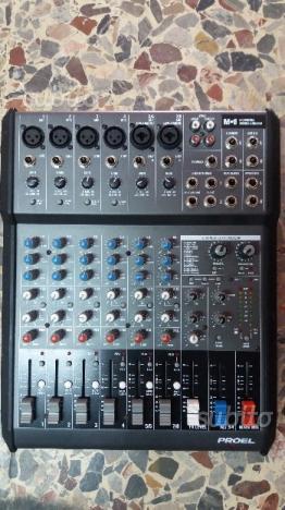 Mixer PROEL M8 con effetti