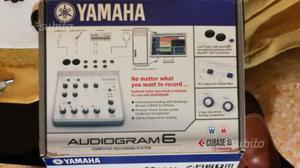 how to use yamaha audiogram 6