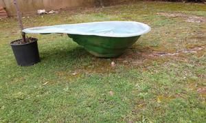 Vendo laghetto artificiale per giardino posot class for Laghetto per tartarughe usato