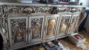 Mobili stile barocco veneziano vendo bergamo posot class for Vendita mobili torino