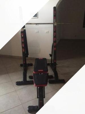 Panca/Squat Rack Decathlon