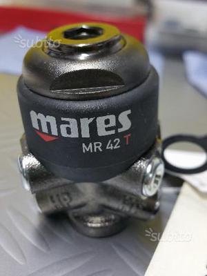 Erogatore primo stadio DIN Mares MR 42 T
