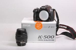 Fotocamera digitale reflex pentax k-