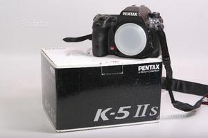 Fotocamera digitale reflex pentax k-5 ii s. corpo