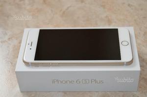 Iphone 6s plus oro 64gb con garanzia