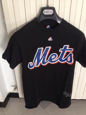 Maglia New York Mets baseball Nuova