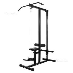 Panca multifunzione fitness + pesi 55kg