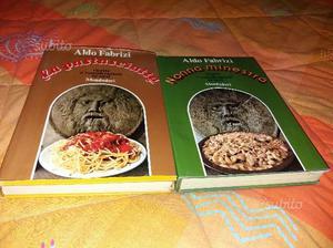 2 libri di ricette di Aldo Fabrizi