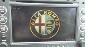 Autoritario Alfa Romeo con caricatore cd e Caric