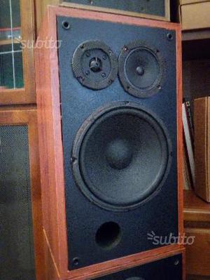 Diffusori / Casse acustiche tre vie 100 watt
