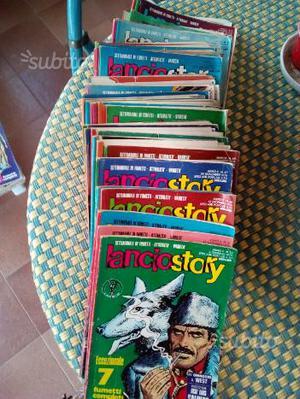 Fumetto Lancio story, Intrepido,Il Monello