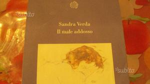 """Libro """"Il male addosso"""" di Sandra Verde"""