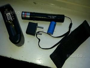 Puntatore laser professionale astronomico