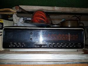 TELEFUNKEN digitale electroninc 101 stereo anni 5