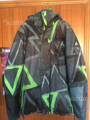 Giacca sci snowboard Quiksilver M