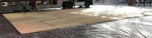 Pavimentazione modulare