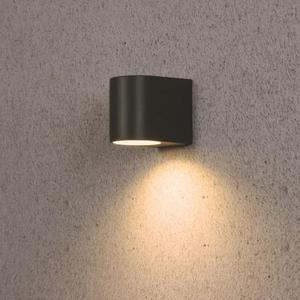 Ranex SMARTWARES Luce da Parete a LED 3 W Grigia