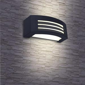 SMARTWARES Luce da parete LED in alto e basso 5 W Antracite