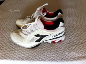 Scarpe da tennis Diadora nuove nr 8