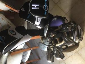 Set completo da golf