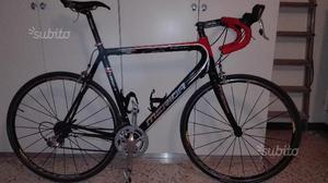 Bici da corsa Merida in carbonio misura XL