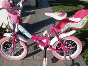 Bicicletta bambina 4-6 anni