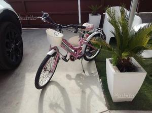 Bicicletta bambina ruote da 20