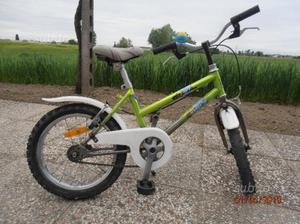 Bicicletta da bambino Giradengo ruote 16