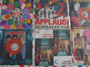 Dei CAMALEONTI dischi in vinile vari 45 giri