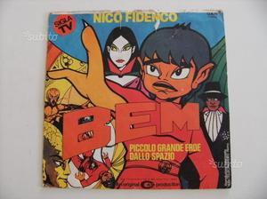 Disco 45 giri Bem Nico Fidenco