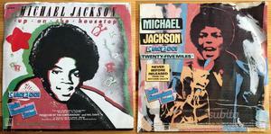Michael Jackson - vinile 45 giri Disco Ciao