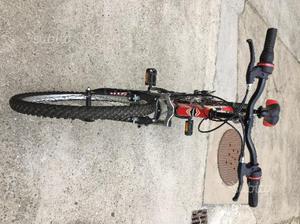 Mountain bike MTB 24 ammortizzata