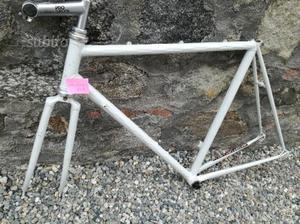 Telaio bici acciaio