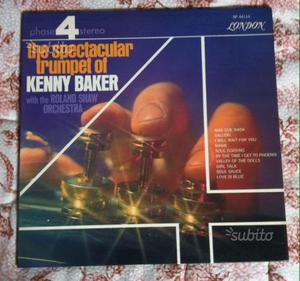 The spectacular trumpet of kenny baker